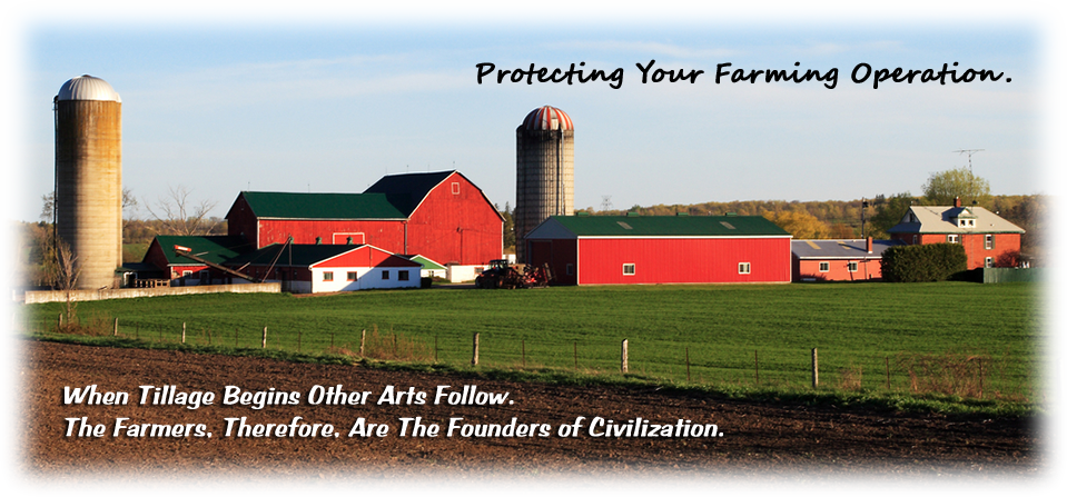 Family Farm - Protecting Your Farming Operation